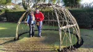 Willow dome