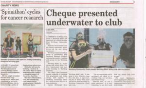 Worthing BSAC sub aqua club