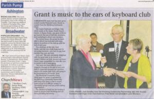 Sussex Keyboard and Organ Club
