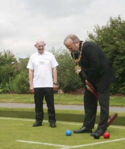 Croquet Mayor and Malcolm