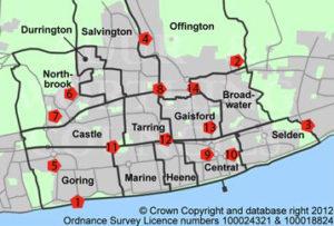 Textile Bin Locations
