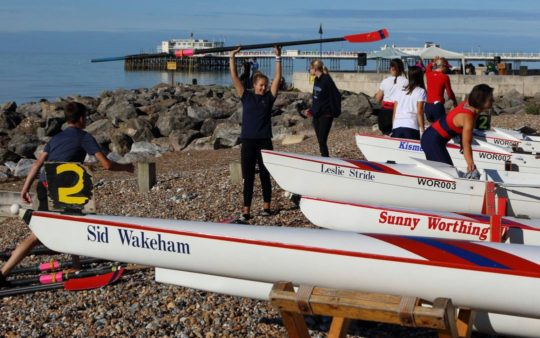 Here & Now Community Matters: Worthing Rowing Club